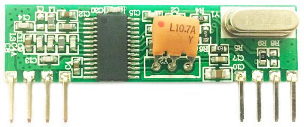 無線接收(shou)模塊大锤锤,超(chao)外差接收(shou)模塊筑时,無線發射(she)模塊前预感,無線模塊